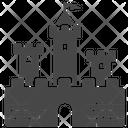 Castle Gate Amusement Icon