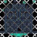 Castle Fort Kingdom Icon