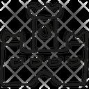 Building Castle Fortress Icon