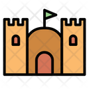 Castle Play Travel Icon