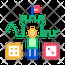 Interactive Kids Castle Icon