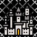 Castle Tower Disney Icon