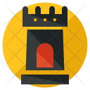 Castle Strategy Tower Icon