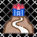 Castle Hill Celebration Icon