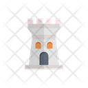Castle Hunted Building Icon
