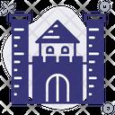 Castle Kingdom Medieval Icon