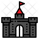 Castle Park Building Icon