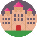 Castle Fort Sand Icon