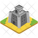 Castle Fort Fortress Icon
