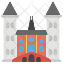 Castle Palace State House Icon