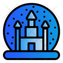 Castle Ball Castel Ball Icon
