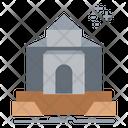 Castle Cool Icon