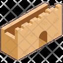 Castle Doorway Icon