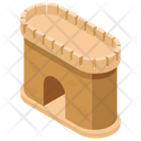 Castle Entrance Icon