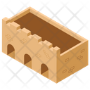 Castle Entry Icon
