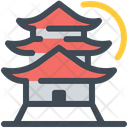 Castle of japan Icon