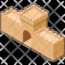 Castle Passageway Icon