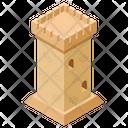 Castle Pillar Icon