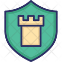 Castle Sign Icon