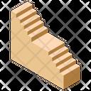 Castle Staircase Icon