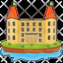 Castle Fort Fairyland Castle Icon