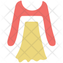Casual dress Icon