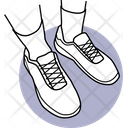 Casual Shoes Wear Casual Shoes Shoes Icon