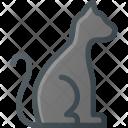 Cat Company Animal Icon
