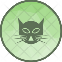 Cat Black Magic Icon