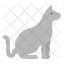 Cat Pet Animal Icon