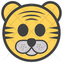 Cat Face Cat Head Animal Icon