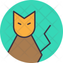 Cat Kitty Halloween Icon