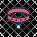 Cat Collar Dog Icon