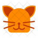 Cat Animal Cute Icon