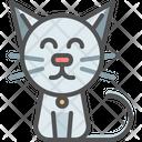 Pet Cat Puss Icon