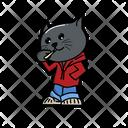 Cat Vector Animal Icon