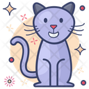 Cat Domestic Animal Pet Icon