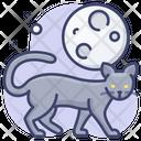 Kitty Pet Animal Icon