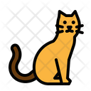 Cat Tags Pet Icon