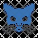 Cat Animal Allergy Icon