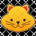 Cat Kitten Face Icon