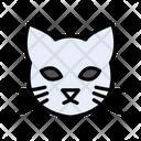 Cat Face Pet Icon