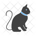 Cat Animal Wildlife Icon