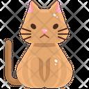 Cat Mammal Pet Icon
