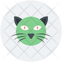 Cat Animal Evil Icon