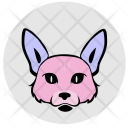 Cat Face Skin Icon