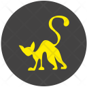 Cat Night Kitty Icon