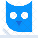 Halloween Owl Forest Icon