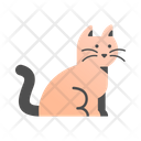 Cat Animal Kitten Icon