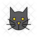 Animal Cat Face Icon